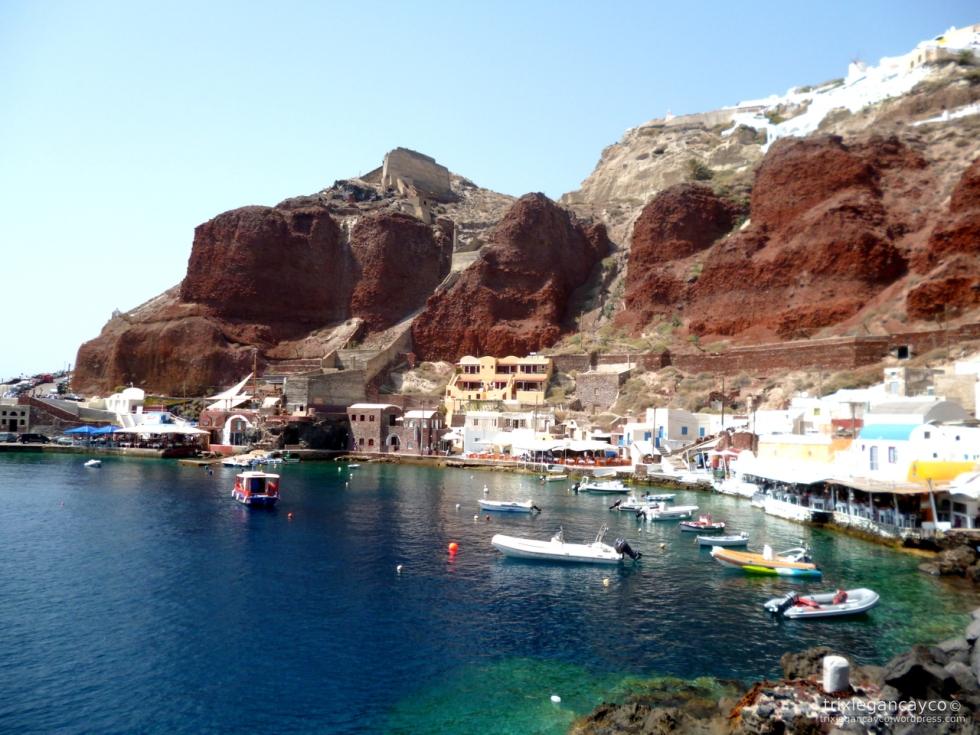 Seascape Santorini Oia